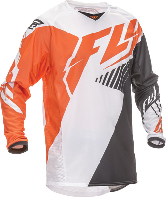 Fly Racing - Fly Racing Kinetic Youth Vector Jersey 369-527YS