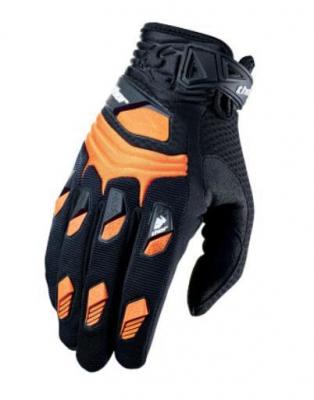 Thor - Thor 2014 Deflector Gloves 3330-2813