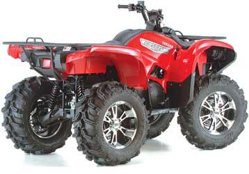 I.T.P. - I.T.P. Mud Lite XTR SS112 Wheel-Tire Kit 57-40025+57-5665 R