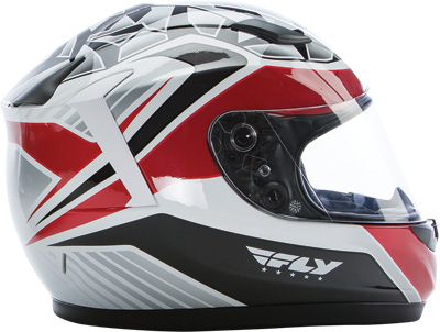 Fly Racing - Fly Racing Conquest Mosaic Helmet 73-8421XS
