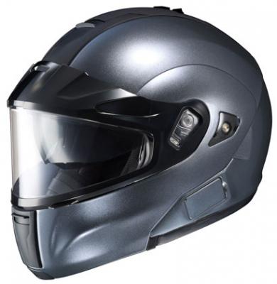 HJC - HJC IS-MAX Solid Snowmobile Helmet HJC959-561