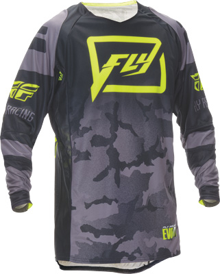 Fly Racing - Fly Racing Evolution Code 2.0 Jersey 369-126YX