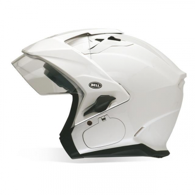 Bell Powersports - Bell Powersports Mag-9 Open Face Helmet Solid Colors 7000768