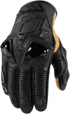 Icon - Icon Hypersport Short Gloves 3301-2371