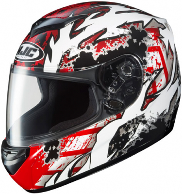 HJC - HJC CS-R2 Skarr Helmet HJC0812-1401-03