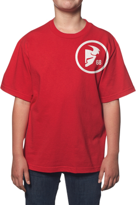 Thor - Thor S6 Youth Gasket T-Shirt 3032-2227