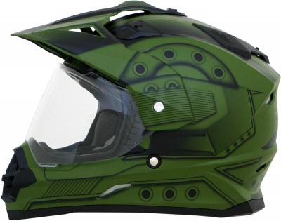 AFX - AFX FX-39 Dual Sport Hero Helmet 0110-4156
