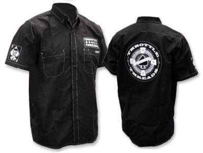 Throttle Threads - Throttle Threads Ace Shop Shirt TT502ST8BW2R