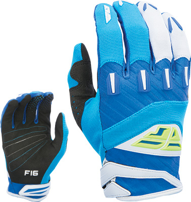 Fly Racing - Fly Racing 2017 F-16 Gloves 370-91104