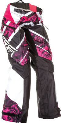Fly Racing - Fly Racing Kinetic Ladies Overboot Pants 369-65402