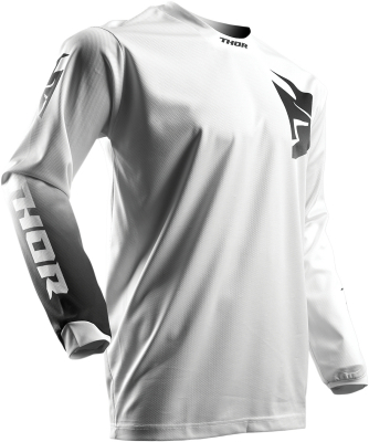 Thor - Thor Pulse Whiteout Jersey 2910-3950