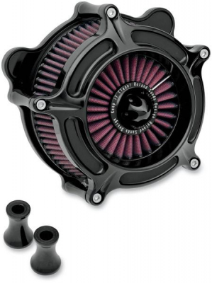 Roland Sands Design - Roland Sands Design Turbine Air Cleaner 0206-2037-B