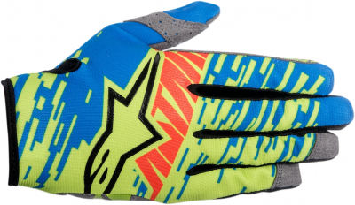 Alpinestars - Alpinestars Braap Youth Racer Gloves 3541416-783-M