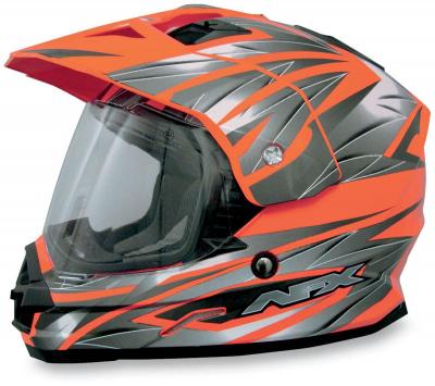AFX - AFX FX-39 Dual Sport Helmet Multi Colors 0110-3141
