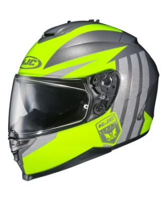 HJC - HJC IS-17 Grapple Full Faced Helmet 58-5139
