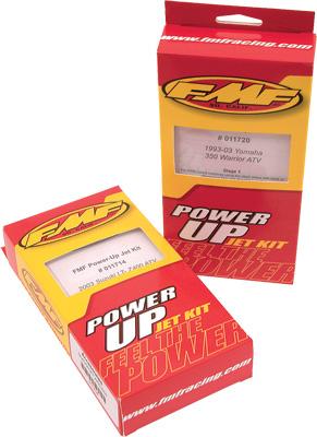 FMF Racing - FMF Racing Power Up Jet Kit 012644