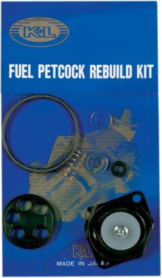 K & L Supply - K & L Supply Fuel Petcock Repair Kit 18-2703