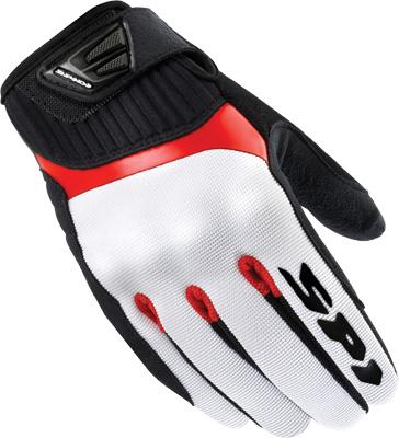 Spidi - Spidi G-Flash Textile Motorcycle Gloves B48K3-021-3X = 3EA