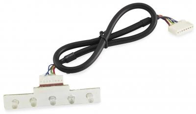 Thunder Heart Performance - Thunder Heart Performance Dash Indicator Kit (LED) ASM4091-96