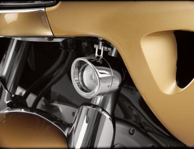 Show Chrome - Show Chrome Mini Halogen Driving Lights 52-757