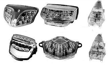 Rumble Concepts - Rumble Concepts L.E.D. Integrated Taillight Kit RC38837