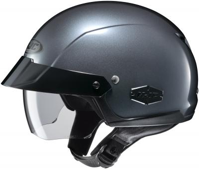 HJC - HJC IS-Cruiser Half Helmet Solid Colors 0824-0117-04