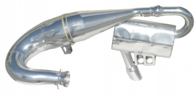 Staring Line Products - Staring Line Products Tuned Exhaust System 09-637