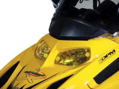Holeshot - Holeshot Headlight Covers 50301011