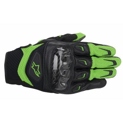 Alpinestars - Alpinestars SMX-2 Air Carbon Gloves 2014 3567714-61-2X