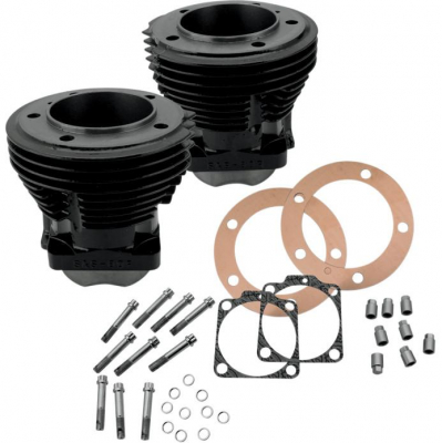 S & S Cycle - S & S Cycle Shovelhead Cylinder Kit 91-9000