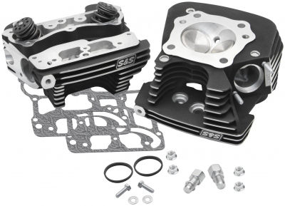 S & S Cycle - S & S Cycle Super Stock 79cc Cylinder Head Kit 106-3233