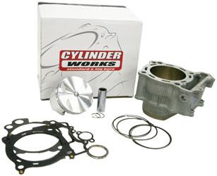 Cylinder Works - Cylinder Works Standard Bore Gasket Kit 10004-K02HC