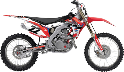 Factory Effex - Factory Effex EVO Series Graphic Kits 19-01314