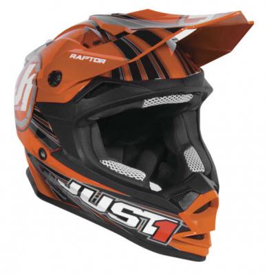 JUST 1 - JUST 1 J32 Raptor Helmet J1V322AORRPXL