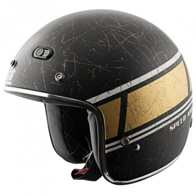 Speed & Strength - Speed & Strength SS600 Restomod Helmet 87-8001