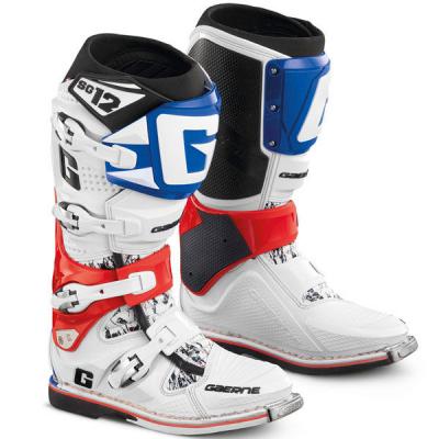 Gaerne - Gaerne SG-12 2014 Motocross Boots 2174-026-10