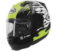 Arai Helmets - Arai Helmets Signet-Q Pro Tour Splash Helmet 807363
