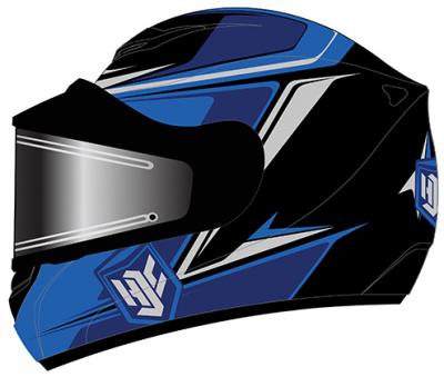HJC - HJC CS-R2 Seca Electric Snowmobile Helmet 143-926