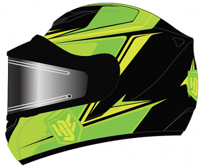 HJC - HJC CS-R2 Seca Electric Snowmobile Helmet 143-944
