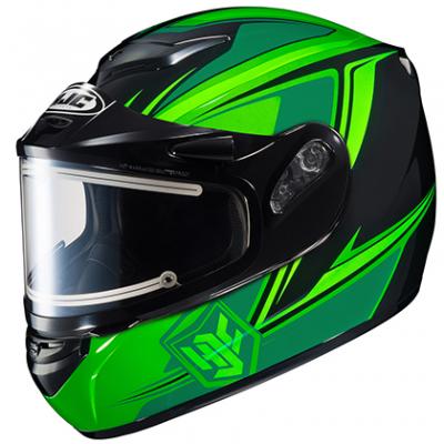 HJC - HJC CS-R2 Seca Electric Snowmobile Helmet 1212-1904-06