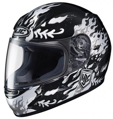 HJC - HJC CL-Y Flame Face Helmet 232-952