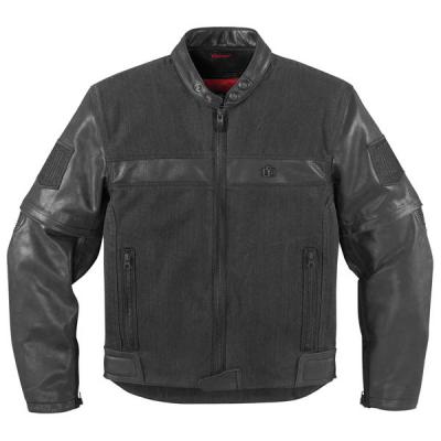 Icon - Icon Outsider Denim Convertible Jacket 2820-2469