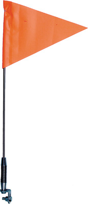 Fly Racing - Fly Racing Spring Mount Safety Flag 12460