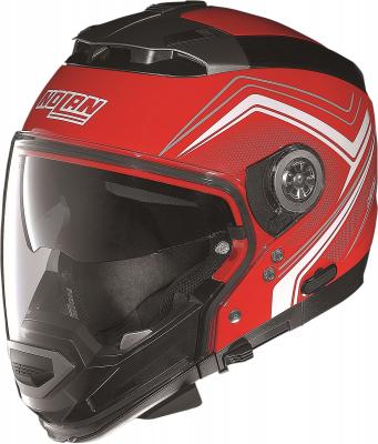 Nolan - Nolan N-44 N-Com Full Faced Helmet N445273440322