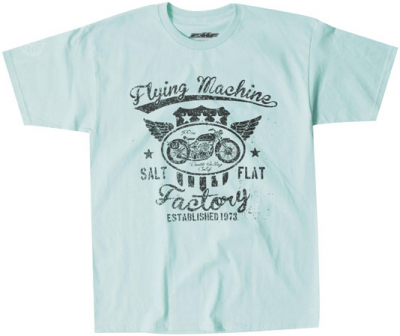 FMF Racing - FMF Racing Salt Flats T-Shirt F151S18131-MINT-MD