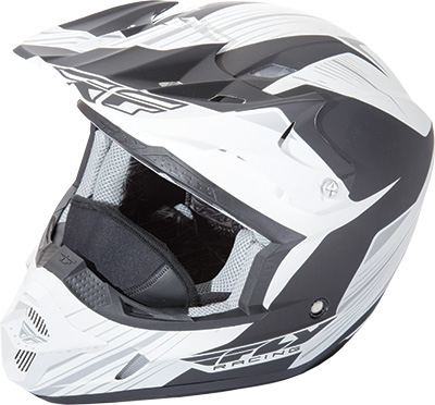 Fly Racing - FLY SNOW Kinetic Pro Cold Weather Helmet 73-4935M