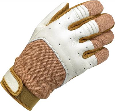 BILTWELL - BILTWELL Bantam Gloves GB-XLG-WT-TN
