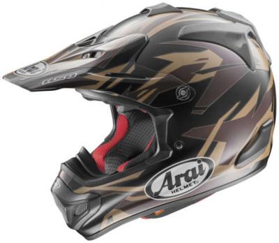 Arai Helmets - Arai Helmets VX-Pro 4 Dazzle Helmet 807461