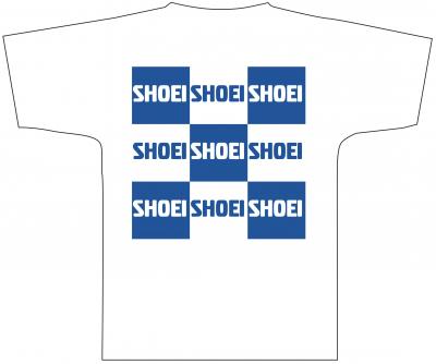 Shoei - Shoei Shoei Checkers T-Shirt 0411-0709-09