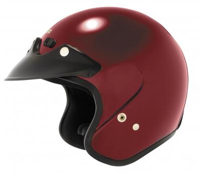 Cyber Helmets - Cyber Helmets U-6 Solid Open Face Helmet 641262